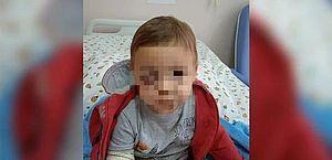 Bebê sobrevivente de ataque a creche de SC apresenta melhora