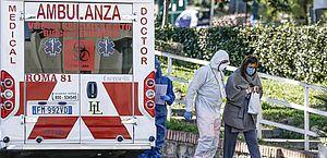 Itália registra mais 756 mortes por coronavírus e total chega a 10.779