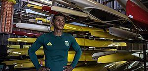Isaquias Queiroz inicia sonho do ouro na canoagem em Tóquio