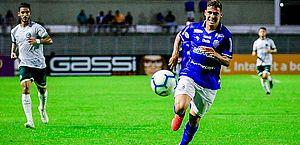 Flamengo negocia Matheus Sávio e meia tem 48h para deixar o CSA
