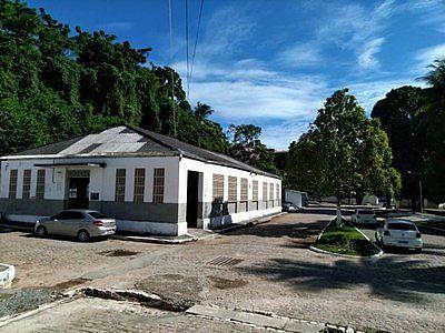 Estação de Tratamento de Água (ETA) do Sistema Cardoso