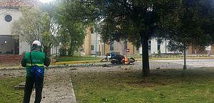 Atentado: polícia da Colômbia identifica responsável por explosão em carro-bomba
