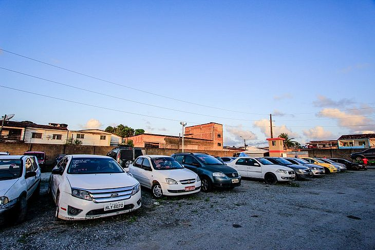 Prefeitura realizará nova edição do leilão de veículos apreendidos