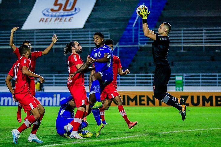 Times disputaram a final do Campeonato Alagoano no dia 5 de agosto