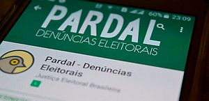 Eleições: aplicativo 'Pardal' permite denunciar propaganda irregular a partir de domingo