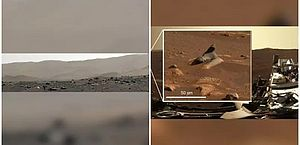 Novas imagens de Marte mostram o planeta vermelho em alta definição