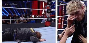 Vídeo: youtuber é nocauteado com um golpe por astro do wrestling