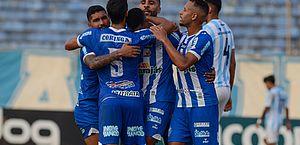 Com dois gols no primeiro tempo, CSA vence o Londrina fora de casa