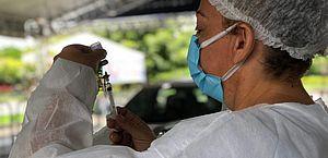 Maceió começa a vacinar pessoas com deficiência a partir dos 30 anos nesta quarta (12)