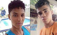 Davi Trindade e Alecsander Tenório