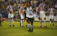 O Botafogo-PB derrotou o Náutico e fará a final da Copa do Nordeste com o Fortaleza