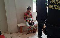 Vestido de mulher, homem é preso ao tentar fazer prova de direção no lugar da mãe em RO