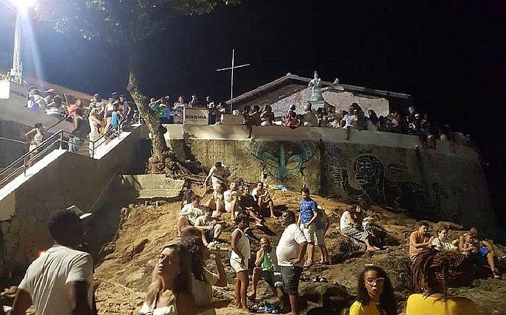 Festa atraiu milhares de fiéis até Salvador