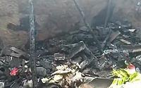 Homem invade casa, furta botijão de gás e incendeia residência no Piauí