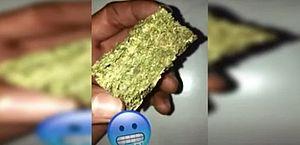 Vídeo: traficante anunciava maconha gourmet em feira de droga on-line
