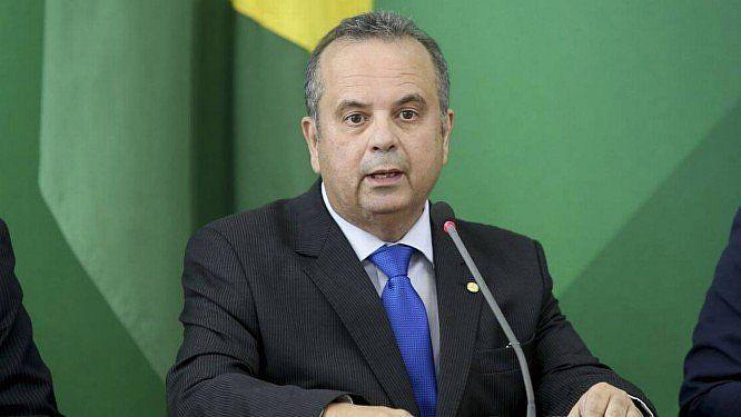Secretário especial de Previdência, Rogério Marinho