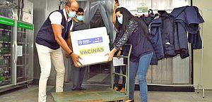 Até agora Alagoas recebeu do Ministério da Saúde 3.961.236 doses das vacinas CoronaVac, AstraZeneca, Pfizer e Janssen
