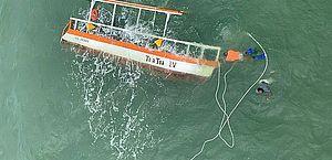 Ministério Público denuncia cinco pessoas por mortes em naufrágio de catamarã em Maragogi