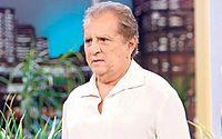 Carlos Alberto de Nóbrega revela tensão após passar por cateterismo