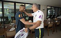 Richarlison é o primeiro a se apresentar na seleção brasileira para a Copa América