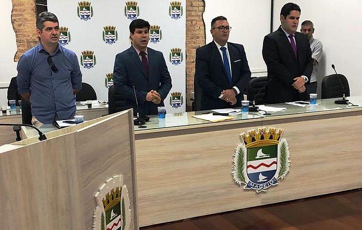 Audiência pública aconteceu na Câmara de Vereadores de Maceió