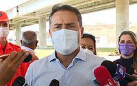 Governador volta a falar em fechamento do comércio; 'se ocupação hospitalar subir muito'