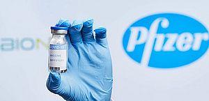 Saúde distribui 1,12 milhão de vacinas da Pfizer a partir desta segunda-feira