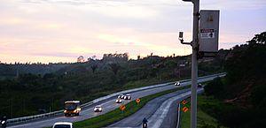 Retirada de radares das rodovias federais será debatida no Senado