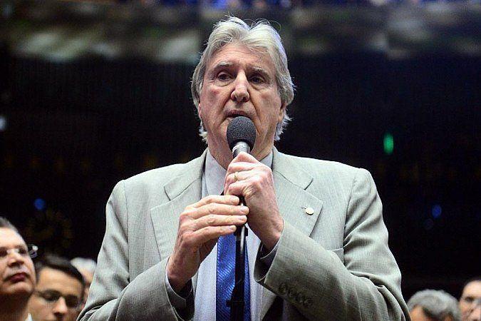 Sérgio foi duramente criticado após convocar a paralisação de caminhoneiros contra o Supremo e a favor da ditadura militar