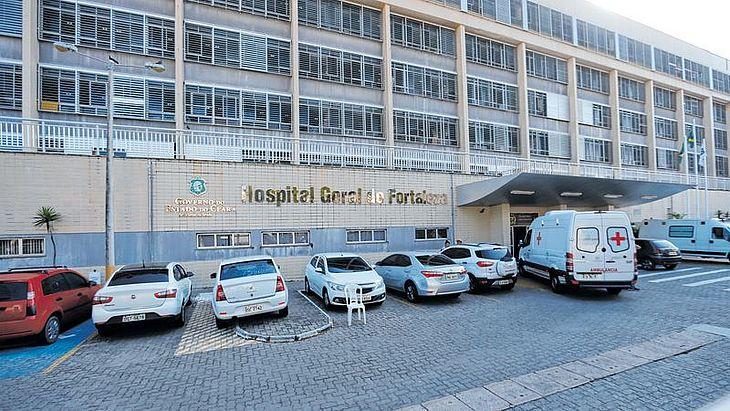 A Secretaria da Saúde deve contratar novos profissionais para hospitais como o HGF e o Hospital da Messejana, em Fortaleza