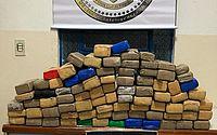 Suspeito de entregar drogas a domicílio é preso com mais de 60 kg de maconha