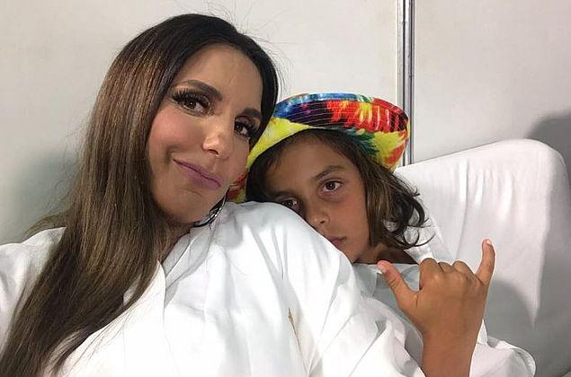 Vídeos: reação de Ivete Sangalo à surpresa do filho fez todo mundo chorar junto