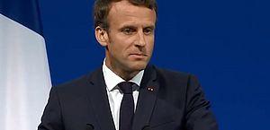 """Macron diz que Amazônia está queimando e cobra ação urgente do G7: """"Crise"""""""