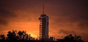 Nasa e SpaceX fazem hoje nova tentativa de lançamento espacial