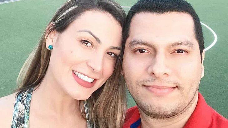 A notícia foi dada por Thiago Lopes, 36, marido da modelo e influenciadora digital