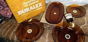Famosa pelos pratos marrons, Duralex pede recuperação judicial