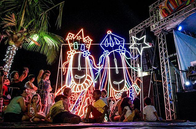 Natal de Folguedos tem show musical, pastoril e fandango no domingo