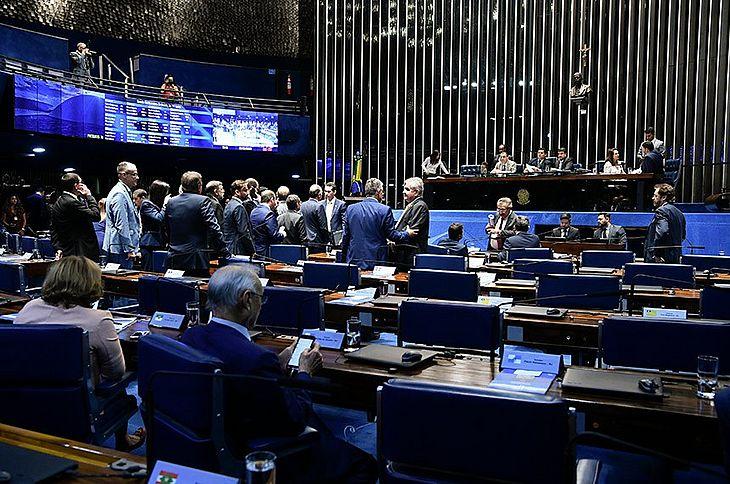 Na quarta-feira, senadores aprovaram proposta originada de sugestão enviada por uma cidadã