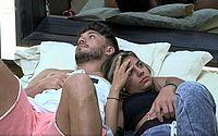Lucas e Hariany foram finalistas em reality