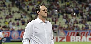 Rogério Ceni recusa proposta do Athletico-PR e renova com o Fortaleza