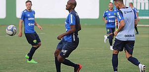 Leandro Souza chegou ao Cuiabá por empréstimo. Jogador pertence ao CSA