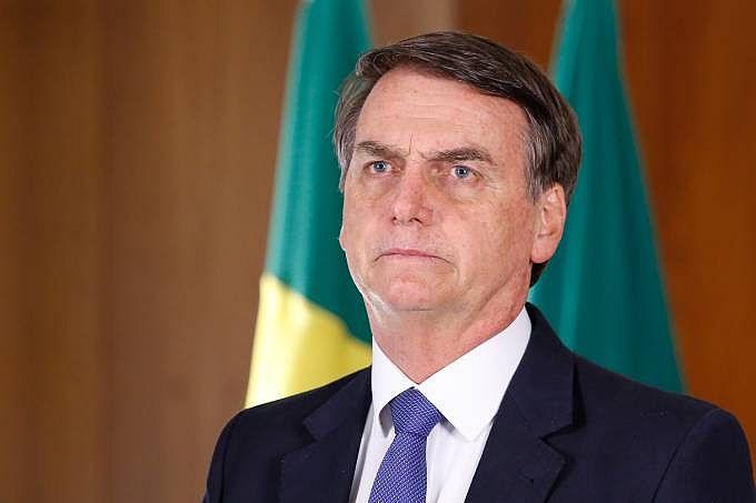 O presidente Jair Bolsonaro pediu uma investigação sobre o caso que envolve o ministro Gustavo Bebianno