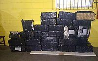 Droga foi encontrada dentro de caminhão que chegava a Alagoas