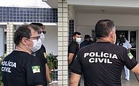 Alagoano é preso por tentativa de fraude no concurso da Polícia Civil do Rio Grande do Norte