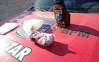 Jovem é preso suspeito de tráfico de drogas em Rio Largo