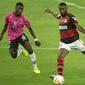 Flamengo goleia Del Valle por 4 a 0 e avança na Libertadores; São Paulo é eliminado