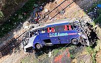 Defensoria pede bloqueio de bens e dinheiro de empresas envolvidas em acidente com ônibus em MG