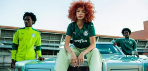 Palmeiras repudia ataque racista em vídeo de novo uniforme