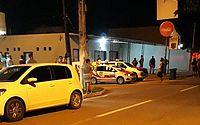 Vídeo mostra fuga de suspeitos de matar comerciante na Serraria