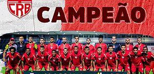 Baixe o poster do Campeão do Alagoano 2020!